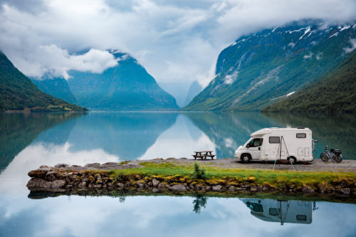 Where to stop during your Motorhome Holiday