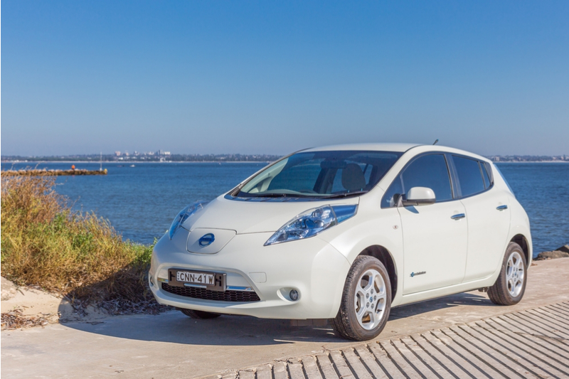 Nissan Leaf 2018 Review